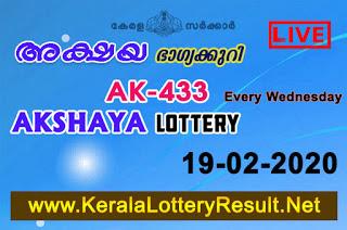 Kerala Lottery Result 19.02.20 (Keralalotteryresult.net)